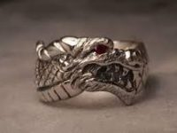 Super Dinka Power Mystic Magic Ring Contact Mama Hawa