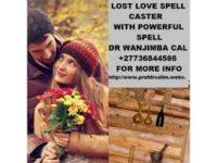 lost love spell caster in Johannesburg DRWANJIMBA