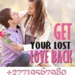 Lost love spells caster, Contact Dr Malibu