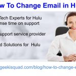 Hulu Customer Service Phone Number