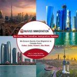 Canada Immigration Consultants in Dubai | Canada Work Permit from Dubai | Novusimmigration.net