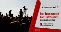 Live Streaming Bangalore – Video Streaming – Streamcast